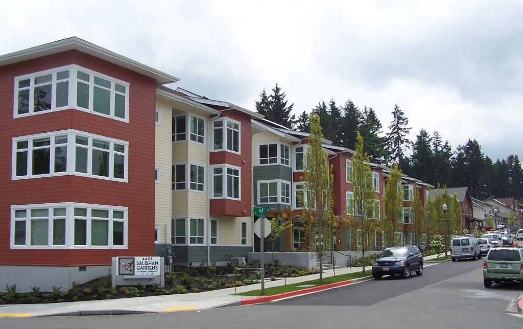 Salishan Apartments Tacoma Wa